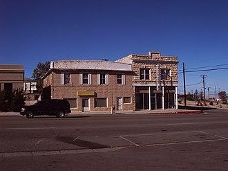 H.A. McKim Building - The H.A. McKim Building, located on the right