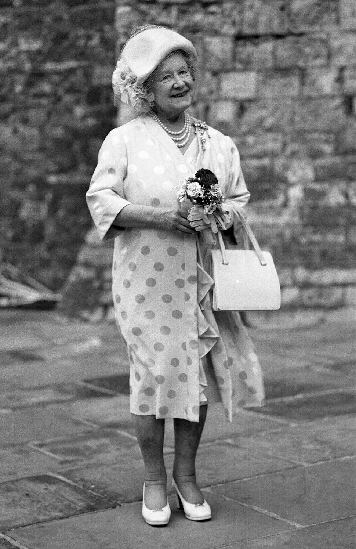 H.M. The Queen Mother Allan Warren