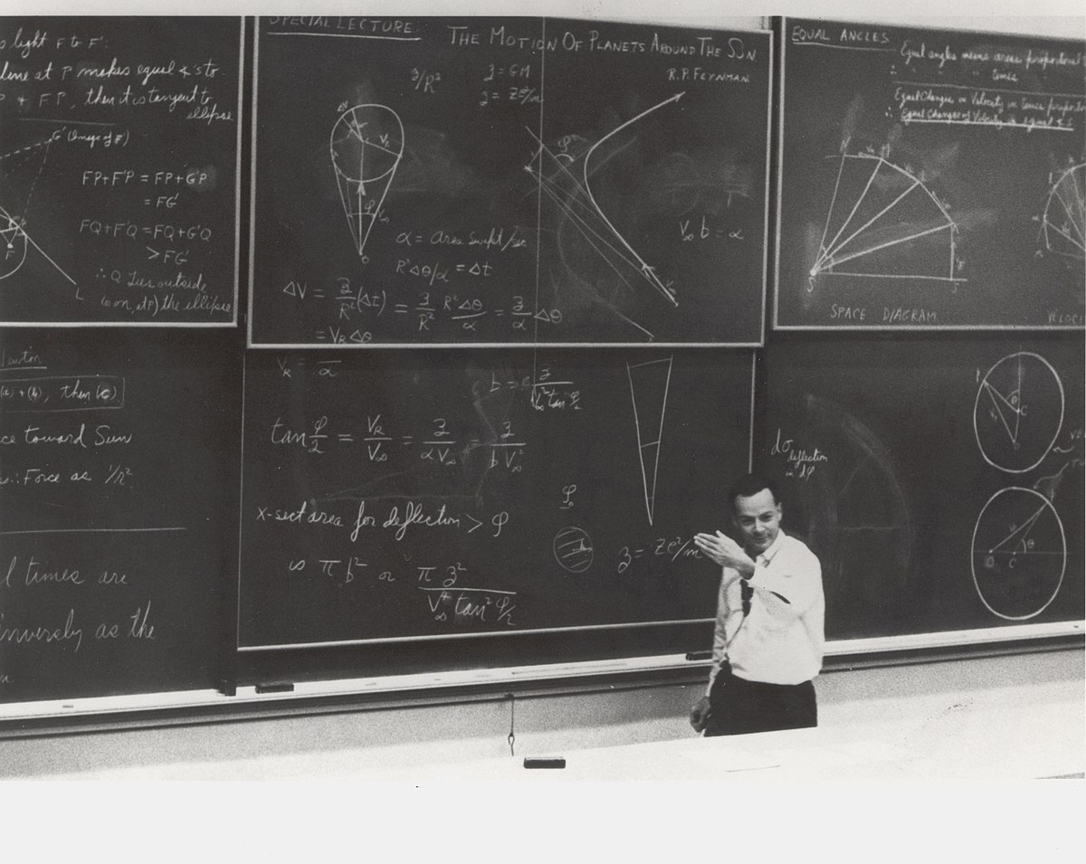Feynmans lost lecture wikipedia ccuart Choice Image
