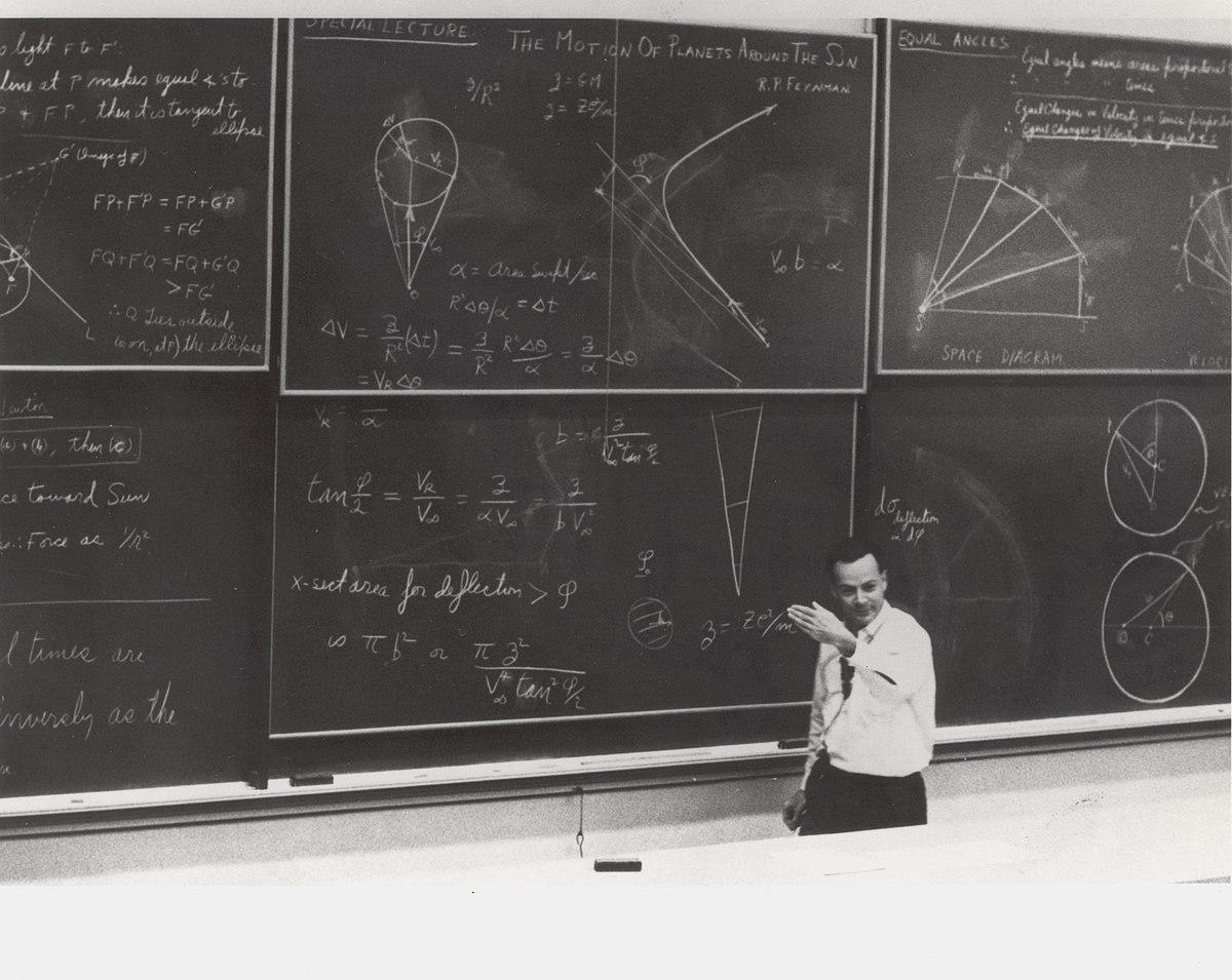 Feynman's Lost Lecture - Wikipedia