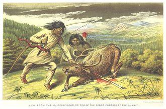 Innu - Reindeer hunting in Labrador