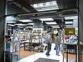 HK TST night Lock Road 辰衝 Swindon Book Comany shop entrance glass door.JPG