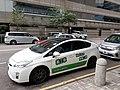 HK WCN 灣仔北 Wan Chai North 港灣道 Harbour Road white car body ads Medizone 義工車 November 2020 SS2.jpg