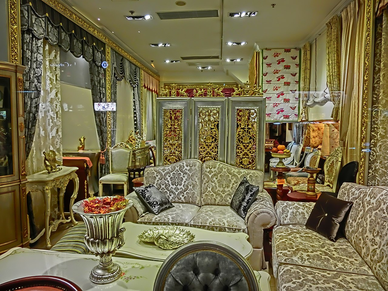 Lovely File:HK Wan Chai Queenu0027s Road East Night Furniture Shop Apr 2013.JPG