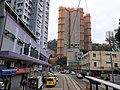 HK tram 21 tour view SKW 筲箕灣道 Shau Kei Wan Road February 2020 SS2 07.jpg