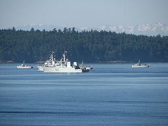 HMCS Edmonton - Image: HMCS Edmonton