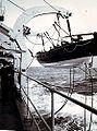 HMS Cardiff Seaboat drills.JPG