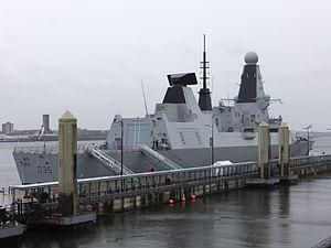 HMS Dragon at Liverpool, 2012-04-29 - DSCF3646.JPG