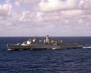 HMS London (D16) underway c1981.JPEG
