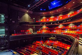 HOME (Manchester) - Main Theatre.