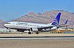 HP-1720CMP Copa Airlines 2011 Boeing 737-8V3 - cn 37958 - ln 3739 (12602330983).jpg