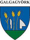 Huy hiệu của Galgagyörk