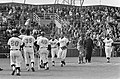 Haarlemse Honkbalweek, Nederlandse Antillen tegen California Stags , Chuck Ivers, Bestanddeelnr 919-4406.jpg