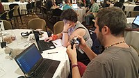 Hackathon atr Wikimania 20180718 211945 (13).jpg