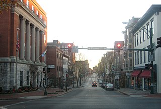 Hagerstown, Maryland City in Maryland, United States