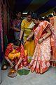 Haldi Paste Making - Upanayana Ceremony - Simurali 2015-01-30 5643.JPG