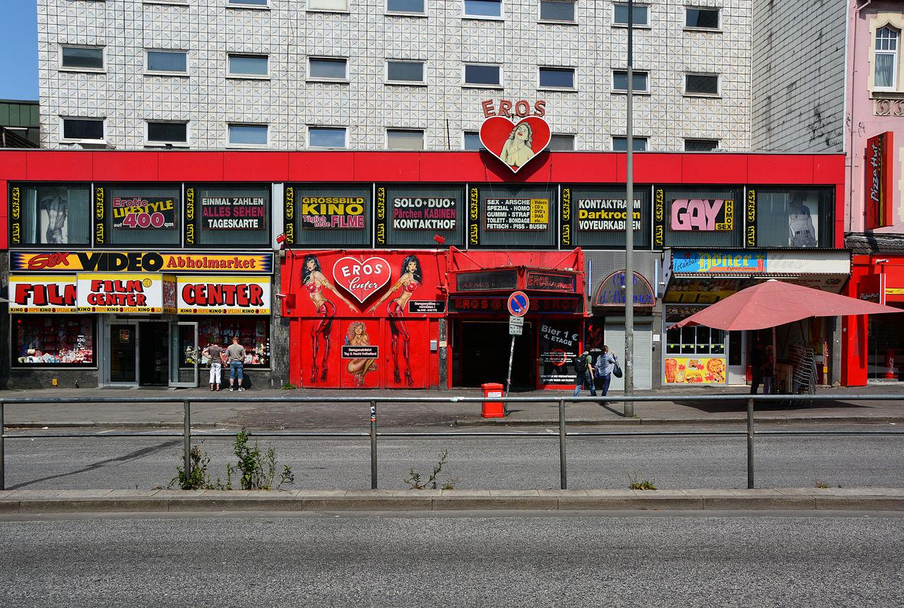 Eros center hamburg