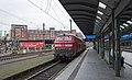 Hamburg Hbf 218 381-218 319 Am ende der fahrt mit IC 2375 Westerland(Sylt) Fahren zum Betriebs bahnhof (23548063564).jpg