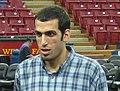 Hamed Haddadi pregame.jpg