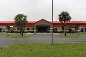 Hamilton County, Florida - Hamilton County High School