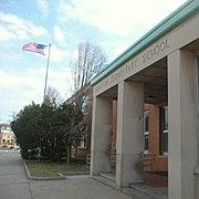 Hamilton Elem Sch Oak St Mt Vernon jeh