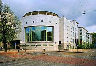 Gothenburg School of Business, Economics and Law