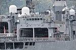 Hangar of JS Tenryū(ATS-4203) right rear view at Port of Kure May 6, 2018.jpg