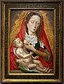 Hans memling (bottega), madonna col bambino, bruges 1470-80 ca.jpg
