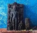 Haraktore - Stone idols preserved inside a temple (3).jpg