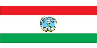 Harari people - The Harari ethnic flag