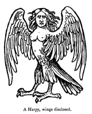Harpy - Image: Harpy