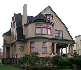 Harry C. and Jessie F. Franzheim House