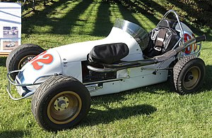 Midget car racing - 1969 Harry Turner midget