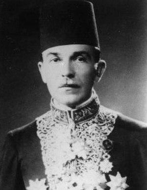 Hassan Sabry Pasha - Image: Hasan Sabry pasha