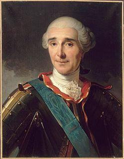 Guy Michel de Durfort Marshal of France
