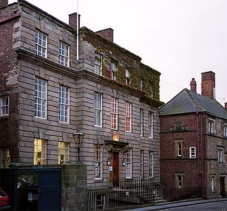 Colleges of Durham University - St John's College, one of the two independent colleges