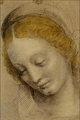 Head of a Woman - Bernardino Luini.png