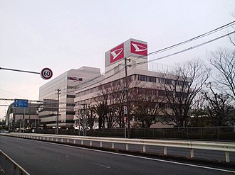 Daihatsu - Daihatsu global headquarters