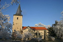 Hedeper Church Germany south-side 2212207.JPG
