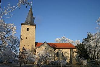 Hedeper - church in Hedeper