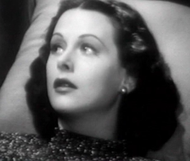 Hedy Lamarr in Dishonored Lady 4