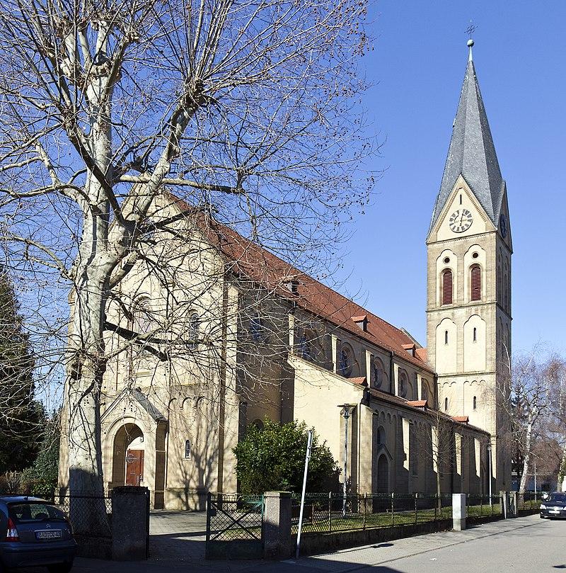 Heidelberg Kirchheim Sankt-Peter-Kirche 20110302.jpg