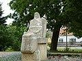 Heinrich Heine szobra, Somberek (Vilt Tibor, 1979).jpg