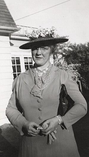 Helen C. White - White in June 1941