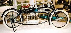 Henderson Motorcycle - Henderson 1915