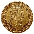 Henri II à la Gallia piefort 1555.jpg