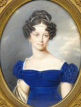 Henriette, Österreich, Erzherzogin