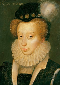Henriette of Cleves Duchess of Nevers, Countess of Rethel