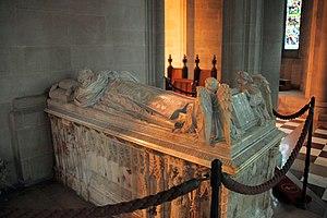 Henry Y. Satterlee - Image: Henry Saterlee tomb Bethlehem Chapel National Cathedral DC