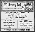Hersheypark ad 1970 - April 17 (Reading Eagle).jpg